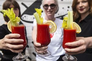 The Big Bloody Brunch is taking place next month. Picture: Lee Boswell/Bloody Big Brunch/PA Wire