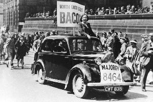 Alice Bacon was Yorkshire's first female MP.