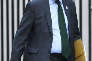 Education Secretary Damian Hinds arrives in Downing Street, London, for a cabinet meeting. PRESS ASSOCIATION Photo. Picture date: Tuesday March 5, 2019. Photo credit should read: Stefan Rousseau/PA Wire