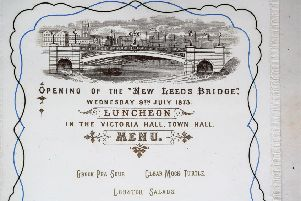 Rare journal reveals important period in Leeds history
