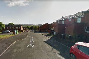 The car was initially spotted in Greenmount Street, Beeston. (Photo: Google)