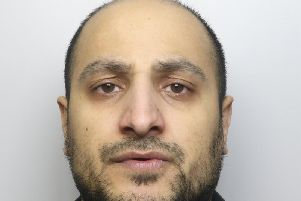 Maneeb Mumtaz who was jailed for four and a half years.