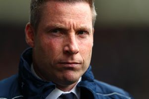 Millwall manager Neil Harris.