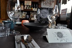 Alter Ego is popular Leeds restaurant Salvo's grown up supper club. Each month they offer a tasting menu showcasing flavours from a different region of Italy.