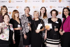 The Basis Yorkshire team won a GSK Impact Award in 2017.