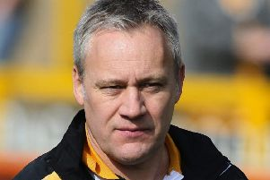 Hunslet coach Gary Thornton is looking forward to the cup challenge presented by Halifax.
