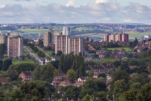 These are the areas in Leeds which are home to the most council houses