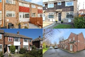Here are some affordable properties around Leeds which are currently available for 150,000 or less