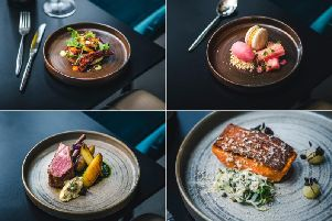 Chef Matt Healy has revealed a new spring menu.