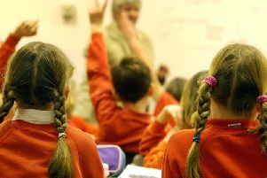 Parents had an extended nervous wait to find out which primary schools their children would be going to.
