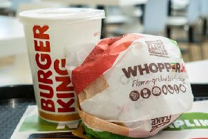 Burger King is dedicating today (17 April) to the classic Whopper burger - serving nothing else and giving some lucky customers the burgers for free.