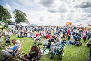 The Ilkley Food and Drink Festival will be a partner event to the North Leeds Food Festival in Roundhay Park