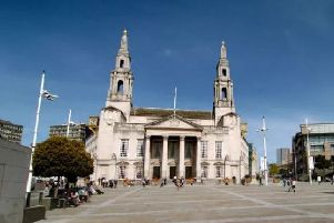 The meeting will take place at Civic Hall.