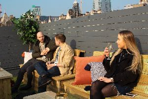 Leeds' newest rooftop bar is now open for summer