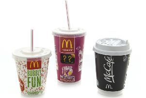 McDonald's fans have come up with a new way to avoid using the paper straws. Photo: Shutterstock.