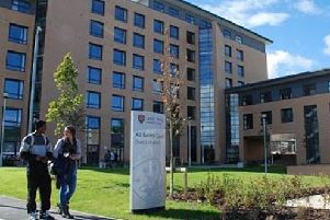 Hundreds of Leeds Trinity University students were left without water or electricity for days during a power outage on the campus.