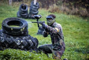Paintball enthusiasts could be paid to enjoy their favourite hobby. Photo: Shutterstock.