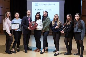West Yorkshire students set up their own businesses as part of enterprise scheme at Leeds school