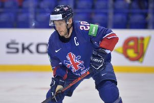 GB captain Jonathan Phillips. Picture: Dean Woolley.