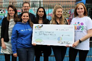 Leeds charity SNAPS gets financial boost for Irwin Mitchell