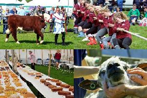 The Otley Show will be held on Saturday 18 May 2019 at The Showground in Otley