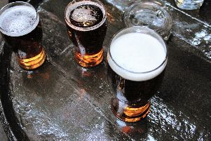 Drinkers in Britain have been found to get more drunk than those in any other country.