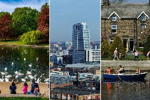 The top ten areas to live in Leeds, according to home developers Chartford Homes