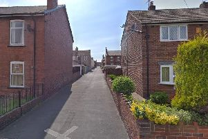 Attack took place in alleyway of Dalefield Avenue, Normaton