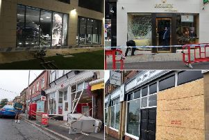 These are the 10 Leeds businesses that have been ram raided in the past two years.