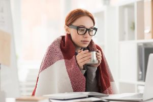 Overly-cooled offices could be damaging the productivity of female workers