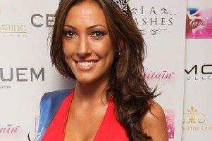 The event has been organised in memory of Sophie Gradon PIC: Dominic Lipinski/PA Wire