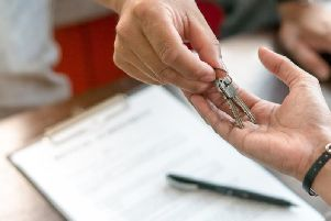 New laws will come into force on Saturday 1 June outlawing most fees charged by letting agents and landlords (Photo: Shutterstock)