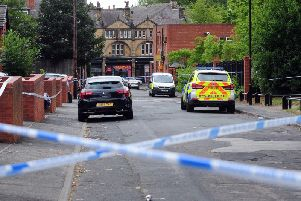 Christopher Lewis died after being shot in the head on Reginald Street, Chapeltown