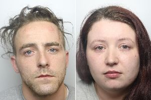 Kyle Campbell and Kayleigh Siswick have been jailed.