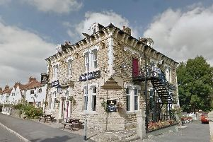 The Royal Hotel, Station Street, Pudsey.