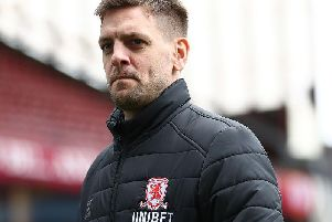 Jonathan Woodgate has been appointed Middlesbrough manager.