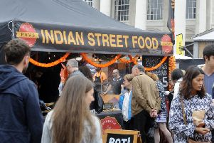 The 2018 Leeds Food and Drink Festival