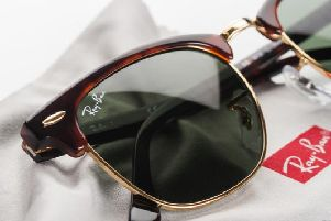 If youre suddenly being tagged in endless posts on social media about discounted Ray-Bans then youre not the only one.