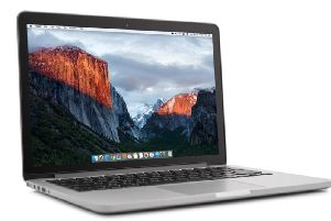 The laptop computers contain a battery which could be in danger of overheating