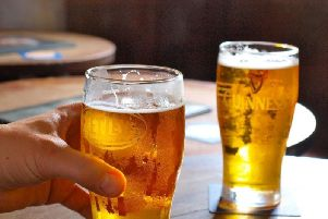 32 pubs in Leeds are on the list - stock image