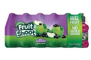 Britvic PLC is recalling the product due to a problem with the caps (Photo: FSA)