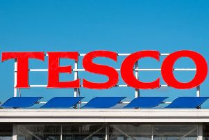 """Tesco has warned shoppers over a scam text which claims there is a """"package waiting"""" for them"""