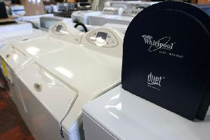 Whirlpool has released a list of 627 fire-risk models