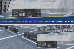 CentenarySquare will give fans the opportunity to etch their name alongside every player who has put on the shirt for Leeds United since 1919.