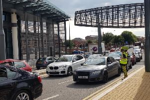 The Extinction Rebellion protest has caused chaos on the roads.