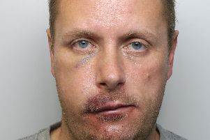 Lee Smith was handed a nine-year extended prison sentence for stabbing man in an the back in a street attack in Harehills.