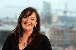 Bowing out: Yorkshire Evening Post editor Hannah Thaxter