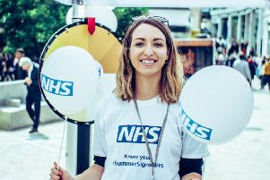 NHS tips on how to stay well in summer