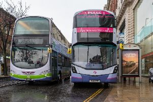 Buses in Leeds City Centre will be diverted for around a year.