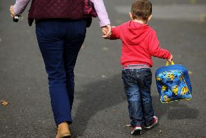 Almost 33,000 children are living on the breadline in Leeds.
